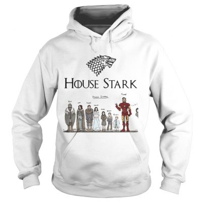 Hoodie Game of Thrones House Stark shirt