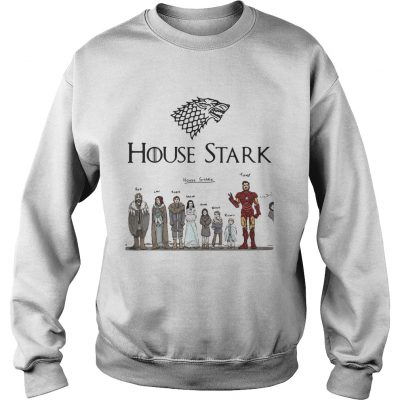 Sweater Game of Thrones House Stark shirt