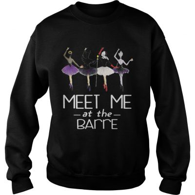 Sweater Meet me at the barre shirt
