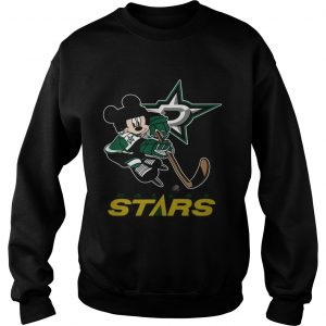 Mickey Dallas Stars sweatshirt