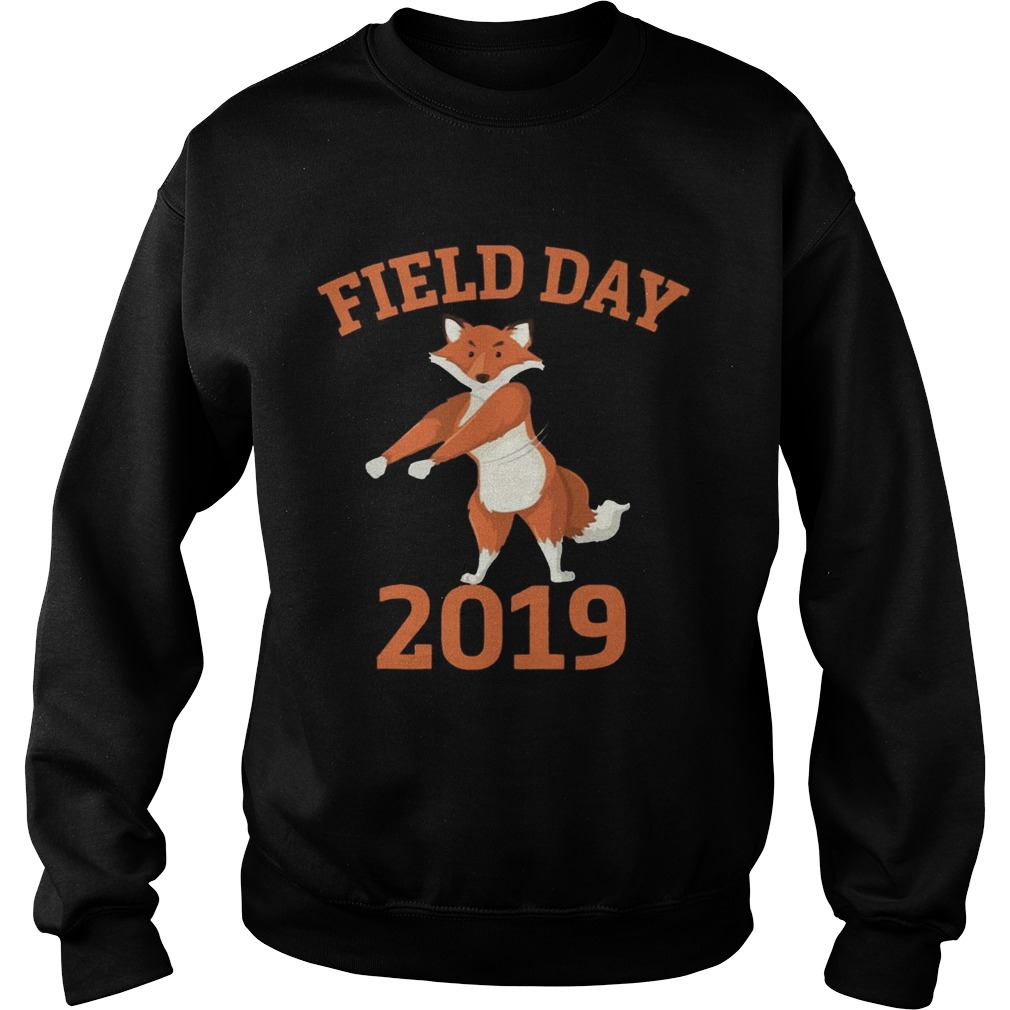00e52cb2a Field Day 2019 Flossing Fox Funny T-shirt - Trend Tee Store Online