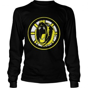 Official Bruins Bear Boston Bruins longsleeve tee