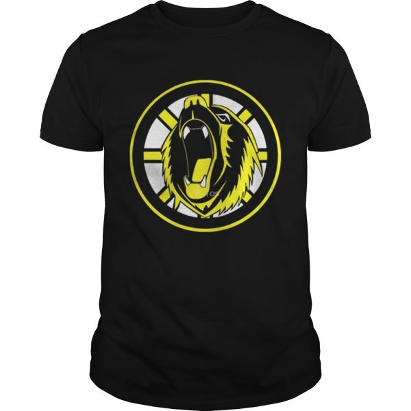 Official Bruins Bear Boston Bruins Shirt