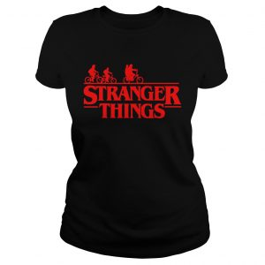 Stranger things bike rides  Classic Ladies