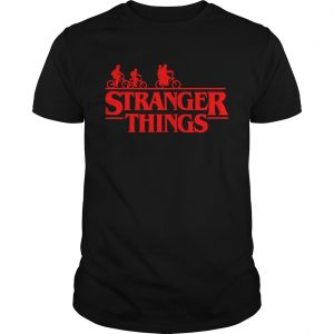 Stranger things bike rides  Unisex