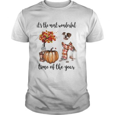 American Pit Bull Terrier its the most wonderful time of the year Unisex