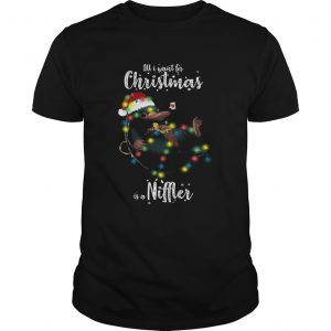 All I Want For Christmas Is A Niffler Unisex