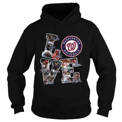 Love Nationals League Signature Hoodie