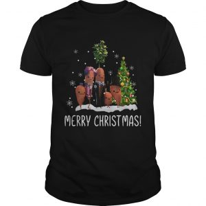 Carrots family Merry Christmas Unisex