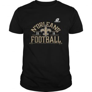 New Orleans Saints Football 2019 NFL Playoffs Unisex