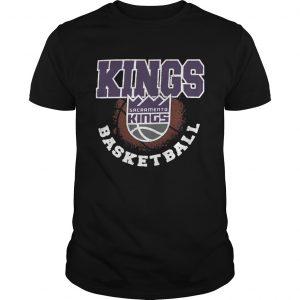 Sacramento Kings Basketball Logo unisex