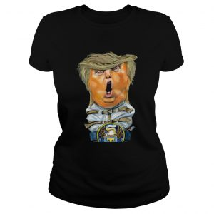Taibbi On The Madness Of Donald Trump Ladies Tee