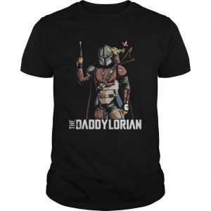 The Daddylorian Daddy Baby Yoda Unisex