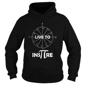 Live to Inspire Pi Day Hoode