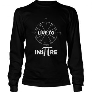 Live to Inspire Pi Day Longslevee