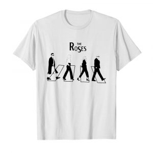 The Roses Abbey Road Schitts Creek shirt
